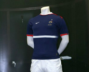 the latest 09ff3 c8548 Nike to Unveil the New French National Team Jersey ...