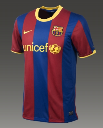 Which Fc Barcelona Jersey Is Your All Time Favorite Barca
